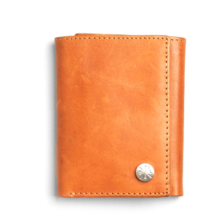 SDLR  Krenchel - Plånbok i läder, Tan