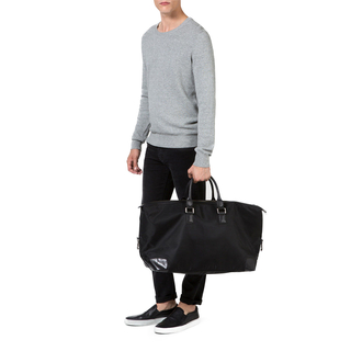 J.Lindeberg Bob - Weekend Bag, Svart