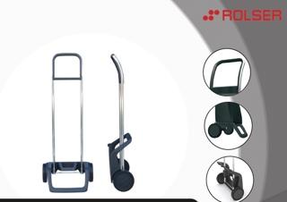 Rolser Joy Jet Claudia  - Shoppingvagn - 2 hjul