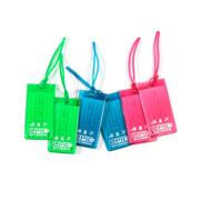 EPIC Bagagetag 2 pack - Tre färger
