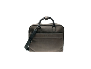Oscar Jacobson  OJ Briefcase Male Black/Grey