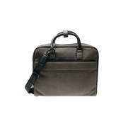 Oscar Jacobson  OJ Briefcase Male Black/Grey