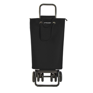 Rolser Logic Tour Superbag - Shoppingvagn - 4 hjul, Svart