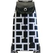 Rolser RD6 Logic IMAX Geometrik- shoppingvagnar 6 hjul