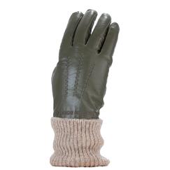 Björn Borg Poppy - Handske i läder, Svart, Medium