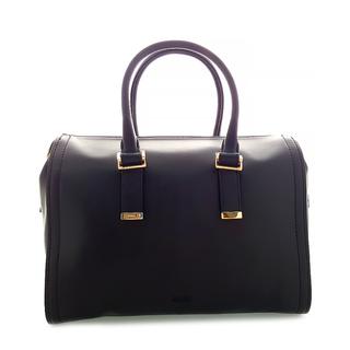 Hugo Boss Blumie - Exklusiv väska i skinn, Black