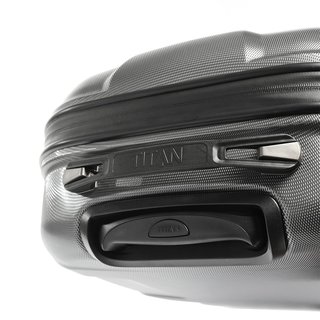 Titan X2 Sharkskin - 55cm - 4 hjul