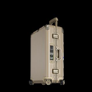 RIMOWA TOPAS TITANIUM MULTIWHEEL ELECTRONIC TAG 79 CM