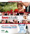 About Time / Love Actually / Notting Hill - Box (Blu-ray)