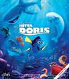 Hitta Doris (Blu-ray) (Begagnad)
