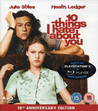10 Things I Hate About You (ej svensk text) (Blu-ray)