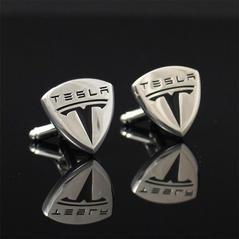 Manschettknappar Tesla