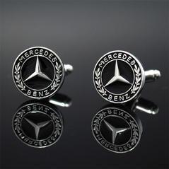 Manschettknappar Mercedes Benz