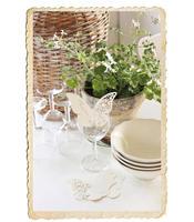 Set med bordsplaceringskort