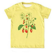 Little Lark T-shirt Strawberry Lemon
