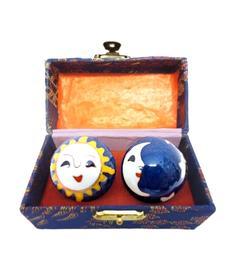 Baoding Balls - Sun n' Moon 35mm