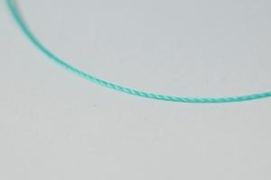 PE-Twine, 1,5 mm, Green, 1 kg, 3/6