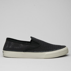 Sperry Cloud Slip-On Knit Black