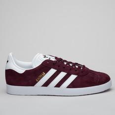 Adidas Gazelle Maroon/Ftwwht/Goldmt