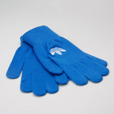Adidas Gloves Trefoil Blubir