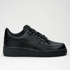 Nike Wmns Air Force 1 07 Blk/Blk