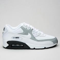 Nike Wmns Air Max 90 Wht/Wht/Wolfgrey