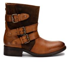 Koah Ilda Boots Camel Canvas