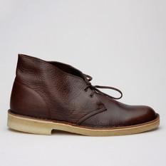 Clarks Desert Boot Brown Tumb