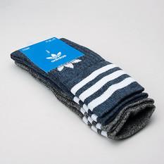 Adidas Socks Solid Crew Mela Grey