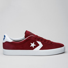 Converse Break Point Suede Deep Bordeau