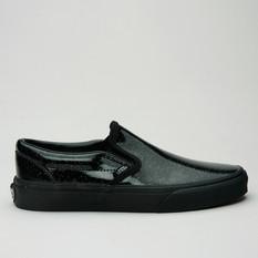 Vans Slip-On (Patent Galaxy) Black/Black