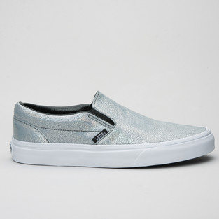Vans Slip-On (Matte Iridescent) Silver