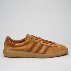 Adidas Bermuda Brown/Carbrn/Gum3