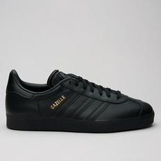 Adidas Gazelle Cblack/Cblack/Goldmt