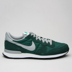 Nike Internationalist Gorge Green/Silver