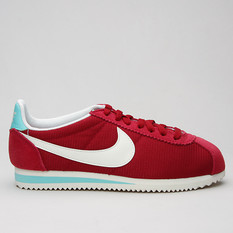 Nike Wmns Classic Cortez Txt Noble Red