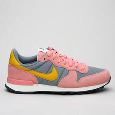 Nike Wmns Internationalist Col Gy/Glddrt