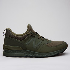 New Balance MS574SCJ Green