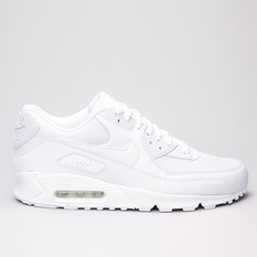 Nike Air Max 90 Essential White-White 537384 111
