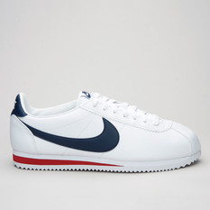 Nike Classic Cortez Leather White/Midnig