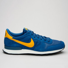 Nike Internationalist Court Blue/Del sol