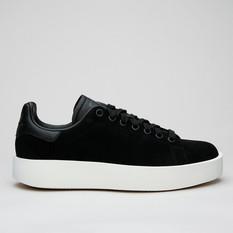Adidas Stan Smith Bold W Cblack/Cblack