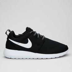 Nike W Roshe One Black/White/Dark Grey