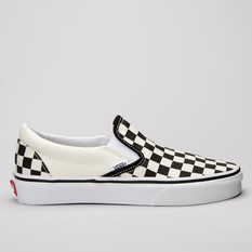 Vans Slip-On Black/White Check
