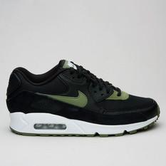 Nike Wmns Air Max 90 Black/Palmgreen