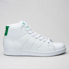 Adidas Stan Smith Mid Ftwwht/Ftwwht