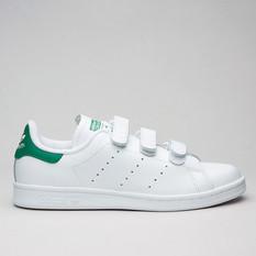 Adidas Stan Smith CF Ftwwht/Ftwwht/Green