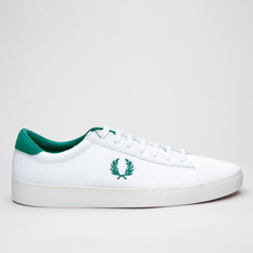 Fred Perry Spencer Mesh White
