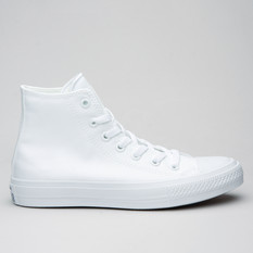 Converse All Star Hi CT II Wht/Wht
