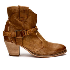 Koah Eve Boots Tan Savanna Leather